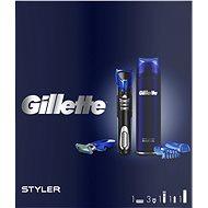 GILLETTE Víceúčelový Styler + GILLETTE Fusion5 - Dárková sada
