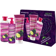 DERMACOL Aroma Ritual Grapes with Lime I. - Cosmetic Gift Set