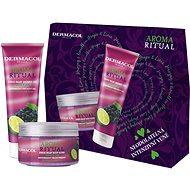 DERMACOL Aroma Ritual Grapes with Lime II. - Cosmetic Gift Set