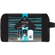 AXE Ice Chill vánoční dárková toaletní taška pro muže - Pánská kosmetická sada