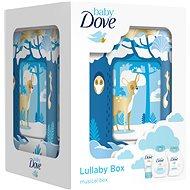 DOVE Baby Kompletní starostlivost vánoční dárková kazeta s hrací skříňkou - Dárková kosmetická sada