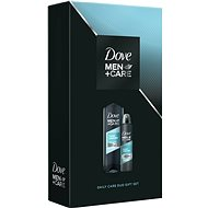 DOVE Men+Care Clean comfort malá vánoční dárková kazeta pro muže - Pánská kosmetická sada