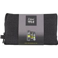 DOVE Men+Care Active fresh vánoční dárková toaletní taška pro muže - Pánská kosmetická sada
