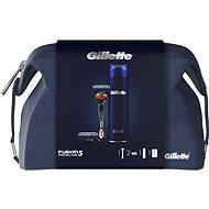 GILETTE Fusion5 ProGlide Set + Holící Hlavice