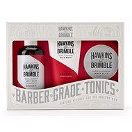 HAWKINS & BRIMBLE Barber Grade Tonics Set + Face Wash - Dárková sada