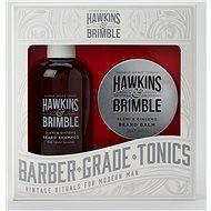 HAWKINS & BRIMBLE Barber Grade Tonics for Beard - Dárková sada