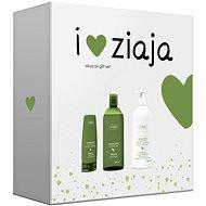 ZIAJA Přírodní Olivový olej - Dárková kosmetická sada