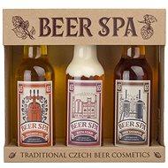 BOHEMIA GIFTS Beer Spa 3 ks - Pánská kosmetická sada