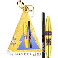 MAYBELLINE NEW YORK Mascara + Eye Liner - Dárková kosmetická sada