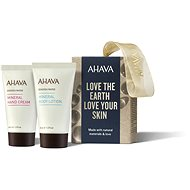AHAVA Naturally Beautiful Hand & Body Set - Gift Set