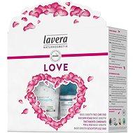LAVERA Dárkový set plný lásky Basis sensitiv - Dárková kosmetická sada