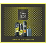 DOVE Men + Care Active Fresh Box with Sports Towel - Men's Cosmetic Set