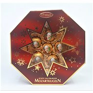 MIRABELL Mozart' s sphere Star 300 g - Box of Chocolates