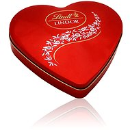 LINDT Lindor Tin Milk Red 212 g - Box of Chocolates
