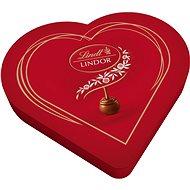 LINDT Lindor Cardboard Heart 125 g - Bonboniéra