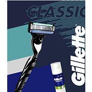 GILLETTE Mach3 Set - Dárková kosmetická sada