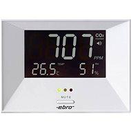 Ebro RM 100 Měřič oxidu uhličitého (CO2) 0 - 3000 ppm s funkcí měření teploty - Měřič kvality vzduchu