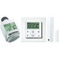 eQ-3 MAX! Sada hlavice, okenního a dveřního kontaktu + bezdrátový termostat - Termostatická hlavice