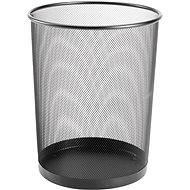 VICTORIA wire, black - Waste bin