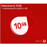 Vodafone Data Card - 10 GB of data - SIM card