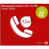 Vodafone unlimited calls to Vodafone - SIM Card