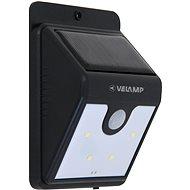 VELAMP LED solární nástěnné s detektorem pohybu DORY - Lampa