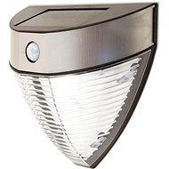 VELAMP LED solární nástěnné s detektorem pohybu ARMOUR - Lampa