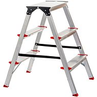 Venbos Double-Sided Step Ladder (2 x 3) - Stepladder