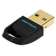Vention USB to Bluetooth 4.0 Adapter, Black - Bluetooth Adapter