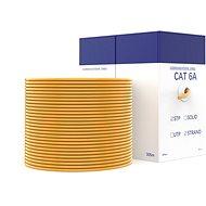 Vention CAT6a SSTP Network Cable 305m Orange - Síťový kabel