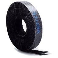 Organizér kabelů Vention Cable Tie Velcro 3m Black