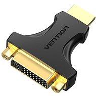 Vention HDMI (M) to DVI (24+5) Female Adapter  Black - Redukce