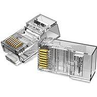 Vention Cat.5E UTP RJ45 Modular Plug Transparent 100 Pack - Konektor