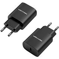 Nabíječka do sítě Vention USB-C Wall Charger 20W Black