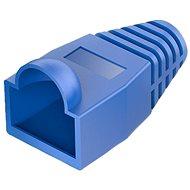 Vention RJ45 Strain Relief Boots Blue PVC Style 100 Pack - Krytka konektoru