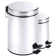 BANQUET Twizz 5 + 20L A03999 - Odpadkový koš