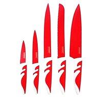 BANQUET Sada nožů 5ks SYMBIO NEW Rosso5 A00299 - Sada nožů