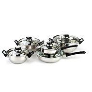 VETRO PLUS Sada nádobí 10ks APETIT A03051 - Sada nádobí