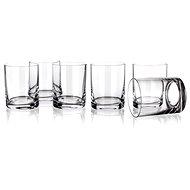 BANQUET Sada sklenic 6ks Degustation Crystal Whisky A00506 - Sklenice na whisky