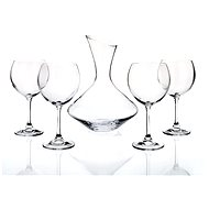 BANQUET Crystal Vínový set 5ks A01165 - Sada sklenic