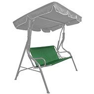 HAPPY GREEN Seating on swing textile textile 93x114cm - Outdoor cushions