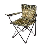 HAPPY GREEN FISH Fishing Chair, Camouflage (Camouflage Pattern) - Armchair