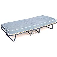 Happy Green Skládací postel s kolečky ARDIS 190 x 80 cm - Zahradní lehátko