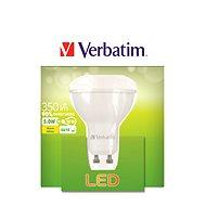 Verbatim 5W LED GU10 2700K - LED žárovka