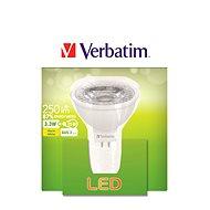 Verbatim 3.3W LED GU5.3 2700K - LED žárovka