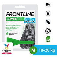 Frontline Combo Spot-on for Dogs M (10 - 20kg) - Antiparasitic Pipette