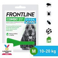 Frontline combo spot - on pro psy M (10 - 20 kg) - Antiparazitní pipeta