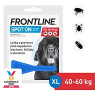Frontline Spot- for Dogs XL  (40 - 60kg) - Antiparasitic Pipette
