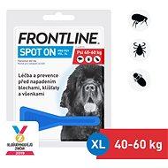 Frontline spot - on pro psy XL (40 - 60 kg) - Antiparazitní pipeta