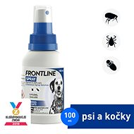 Frontline spray 100 ml - Antiparazitní sprej